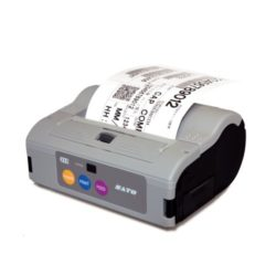 Impresoras etiquetas térmicas portátiles