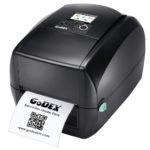 Godex RT730iW - Impresora de Etiquetas Térmicas Directas - Transferencia Térmica