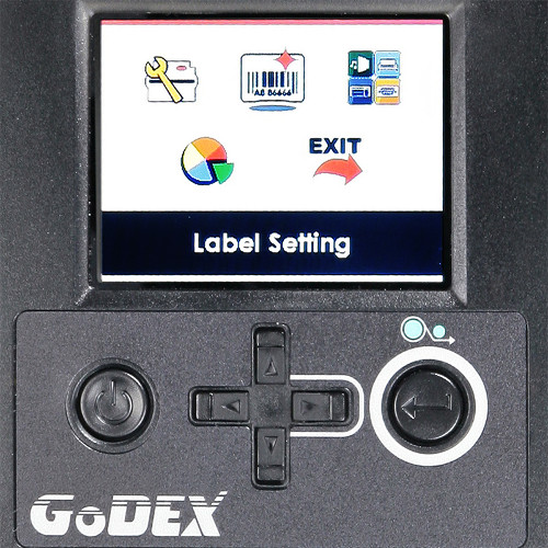 Godex RT730iW – Impresora de Etiquetas Térmicas Directas – Transferencia Térmica 4