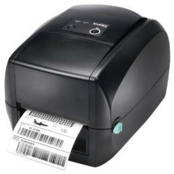 Godex RT730x - Impresora de Etiquetas Térmicas Directas - Transferencia Térmica