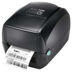 Godex RT730 - Impresora de Etiquetas Térmicas Directas - Transferencia Térmica