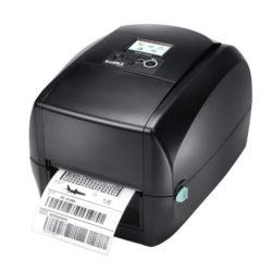 Godex RT730i - Impresora de Etiquetas Térmicas Directas - Transferencia Térmica