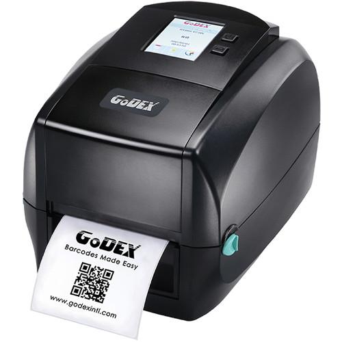 Godex RT860i – Impresora de Etiquetas Térmicas Directas – Transferencia Térmica 1