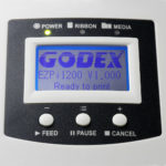 Godex EZPi 1200 – Impresora de Etiquetas Térmicas Directas – Transferencia Térmica 2