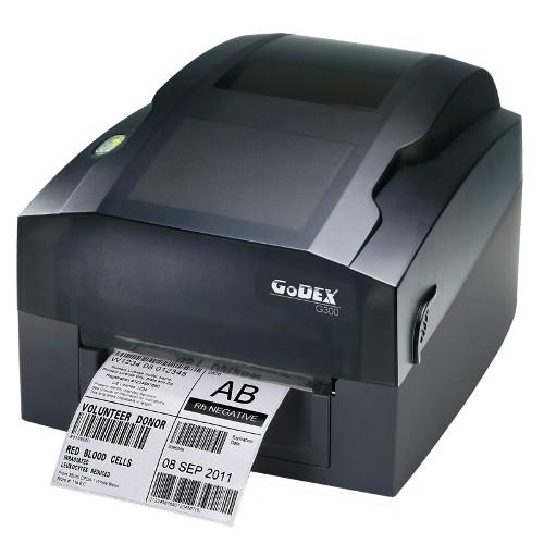 Godex G300 – Impresora de Etiquetas Térmicas Directas – Transferencia Térmica 1