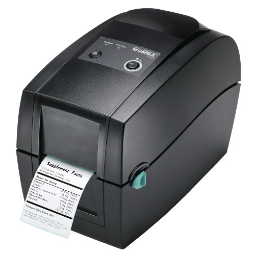 Godex RT200 – Impresora de Etiquetas Térmicas Directas – Transferencia Térmica 1