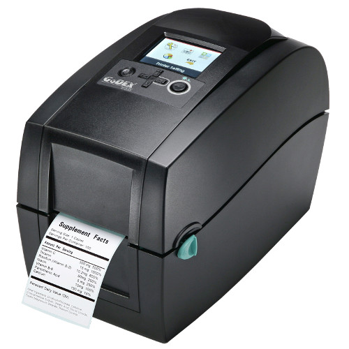 Godex RT230i – Impresora de Etiquetas Térmicas Directas – Transferencia Térmica 1