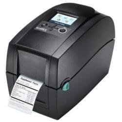 Godex RT200i - Impresora de Etiquetas Térmicas Directas - Transferencia Térmica