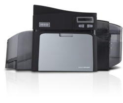 Fargo DTC4500 Impresora de Tarjetas Plásticas PVC