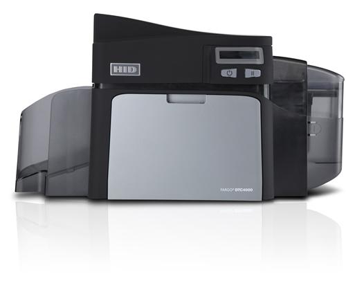 Fargo DTC4500 Impresora de Tarjetas Plásticas PVC 1