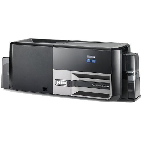 Impresoras de tarjetas plásticas – Fargo DTC5500LMX 2