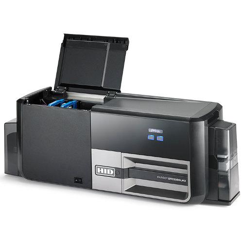 Impresoras de tarjetas plásticas – Fargo DTC5500LMX 3