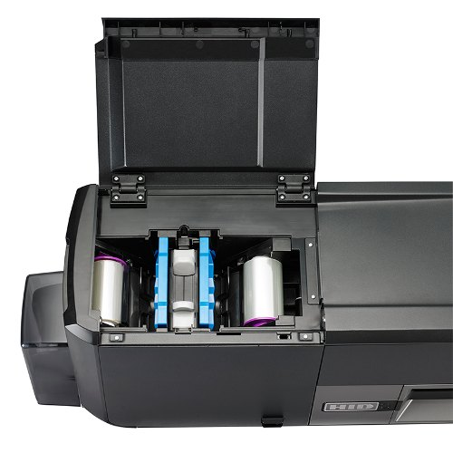 Impresoras de tarjetas plásticas – Fargo DTC5500LMX 4