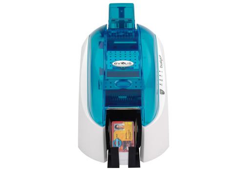 Evolis Dualys Essential – impresora de tarjetas plásticas PVC 2