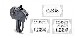 Etiquetadoras Impresoras Aplicadoras Portátiles Manuales Lote, Precio, Caducidad