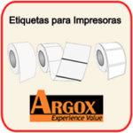 Etiquetas para Impresoras Argox