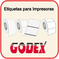 Etiquetas para Impresoras Godex