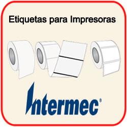 Etiquetas para Impresoras Intermec