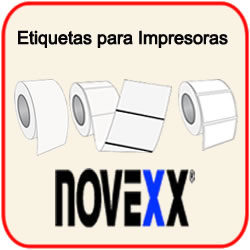 Etiquetas para Impresoras Novexx