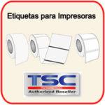 Etiquetas para Impresoras TSC
