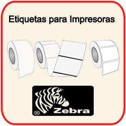 Etiquetas para Impresoras Zebra