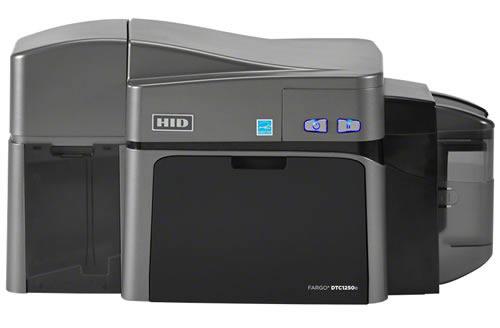 Fargo DTC1250e Impresora de Tarjetas Plásticas PVC Credenciales HID Global 1
