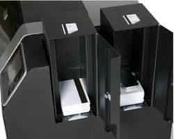 Fargo HDP 8500 Impresora Industrial de Tarjetas Plásticas PVC Credenciales HID Global