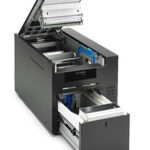 Impresora de Tarjetas plásticas Zebra ZC10L 3