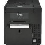 Impresora de Tarjetas plásticas Zebra ZC10L 6