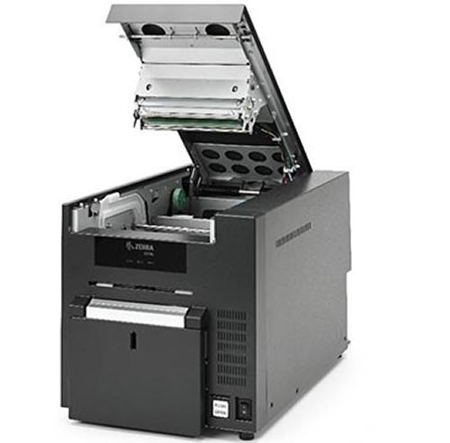 Impresora de Tarjetas plásticas Zebra ZC10L 7