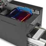 Impresora de Tarjetas plásticas Zebra ZC10L 8