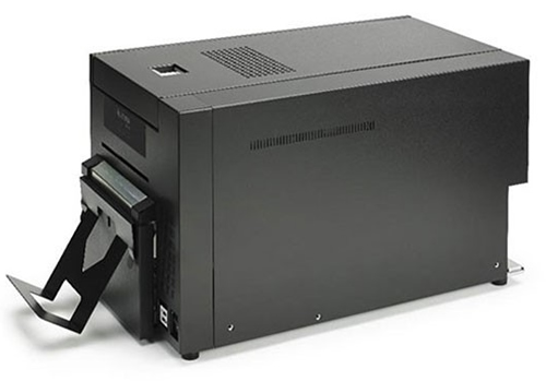 Impresora de Tarjetas plásticas Zebra ZC10L 9