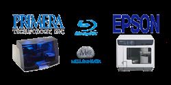 Impresoras / Duplicadoras de discos - Torres y Robots de Copias