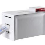 Evolis Pebble 4 Essential Impresora de Tarjetas Plásticas PVC 2