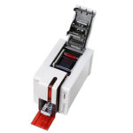 Evolis Pebble 4 Essential Impresora de Tarjetas Plásticas PVC 3