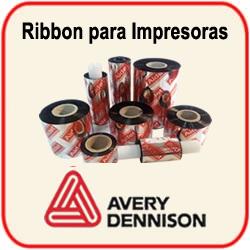 Ribbon para Impresoras Avery