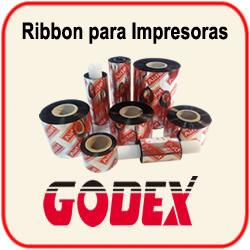 Ribbon para Impresoras Godex
