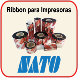 Ribbon para Impresoras Sato