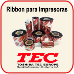 Ribbon para Impresoras TEC Toshiba