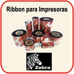 Ribbon para Impresoras Zebra