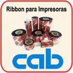 Ribbon para Impresoras cab