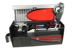 Evolis Securion Impresora de Tarjetas Plásticas PVC 4