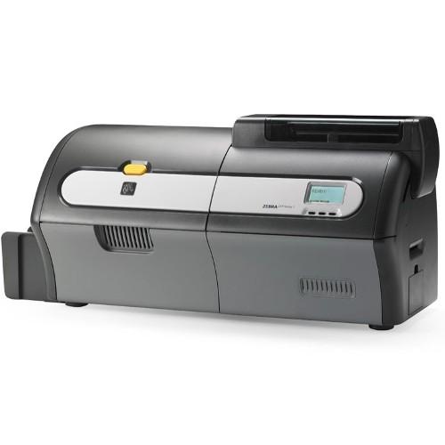 Impresora de tarjetas plásticas Zebra ZXP Series 7 1