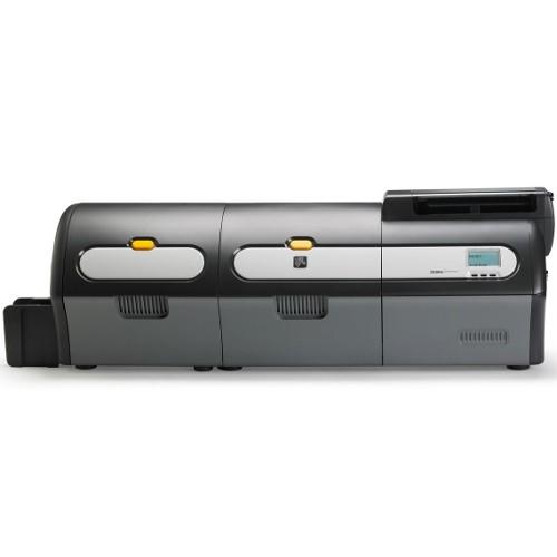 Impresora de tarjetas plásticas Zebra ZXP Series 7 3