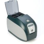 Impresora de tarjetas plásticas Zebra P100i 3