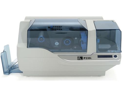 Impresora de Tarjetas plásticas Zebra P330i 1