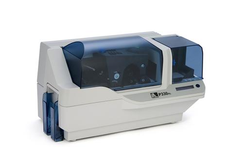 Impresora de Tarjetas plásticas Zebra P330m 1