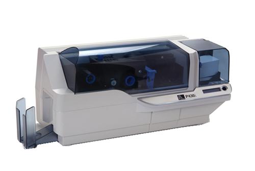 Impresora de Tarjetas plásticas Zebra P430i 1