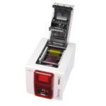 Evolis Zenius Classic / Expert – Impresora de Tarjetas Plásticas PVC 3