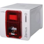 Evolis Zenius Classic / Expert – Impresora de Tarjetas Plásticas PVC 1